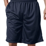 Pittsford Panthers Baseball Adult Mesh Shorts Navy