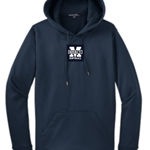 Mercy Softball Adult Fleece Hooded Pullover